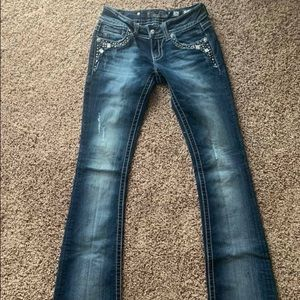 Hardly Worn MISS ME JEANS